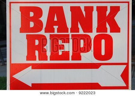 Bank Repo Real Estate