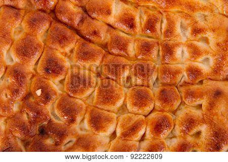Baked Turkish Pita Bread