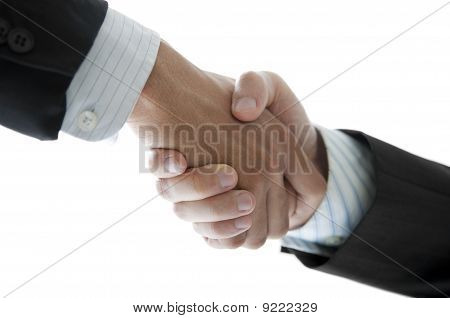 Hands Shaking