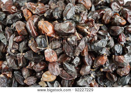Black dry barberry