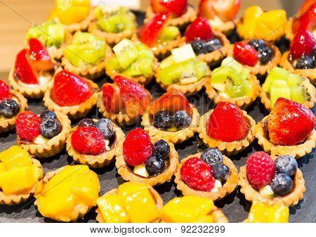 Fruit pastries