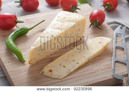 Spicy Hunter Cheese