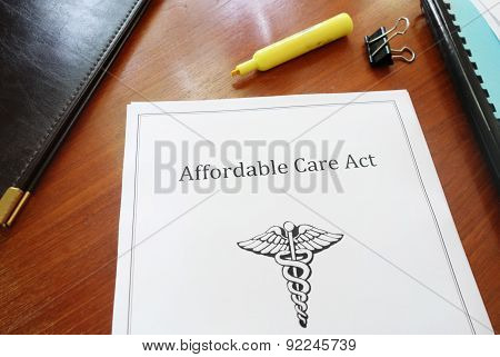 ACA Document