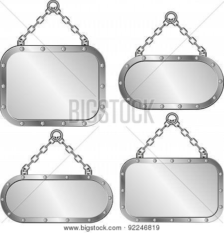 Steel Plaques