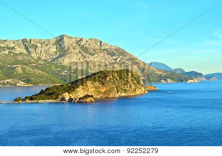 An island in the Adriatic Sea