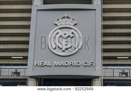 Real Madrid Logotype