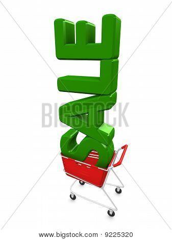 Sale Cart