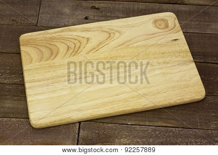 One For The Chopping Board