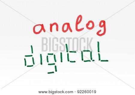 Analog / Digital