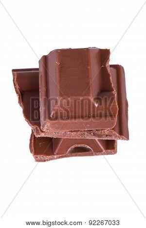 Chocolate Bar Pieces