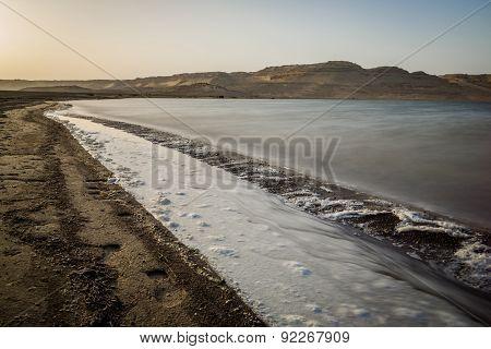 Qaroun Lake