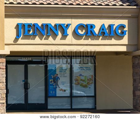 Jenny Craig Weight Loss Clinic Exterior