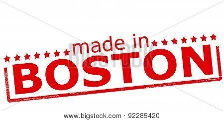 Made In Boston