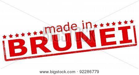 Made In Brunei
