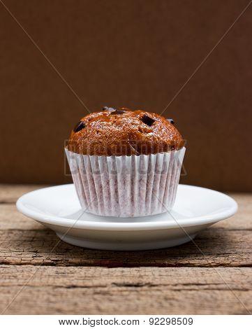 Chocolate Chip Muffin.