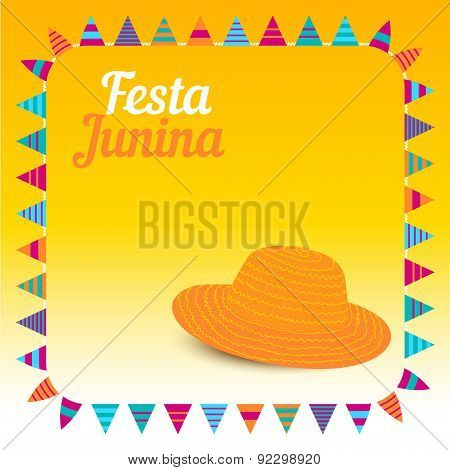 Festa Junina Illustration - Brazil June Festival