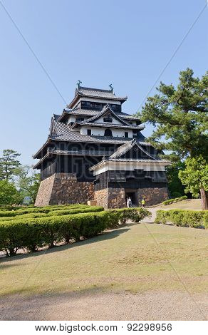 Matsue Castle (1611) In Matsue, Shimane Prefecture, Japan