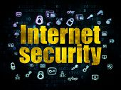 image of security  - Security concept - JPG