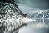 stock photo of fjord  - fjords - JPG