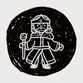 foto of scepter  - King Doodle - JPG