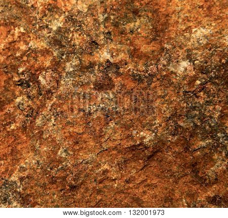 stone Granite red color as a background picture