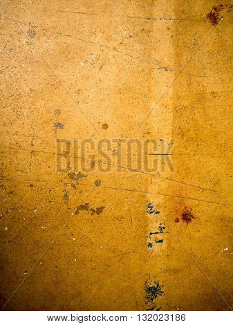 Photo of an old worn wall as a grunge background.