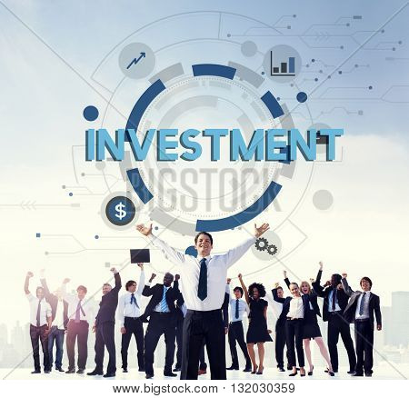 Investment Invest Finance Money Budget Concept