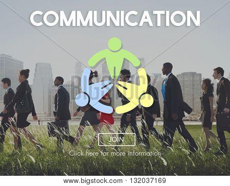 Communication Communicate Conversation Connection Concept