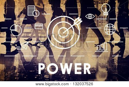 Power Target Performance Potential Concept