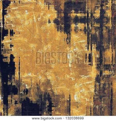 Closeup vintage texture, weathered grunge background. With different color patterns: yellow (beige); brown; blue; gray; purple (violet)