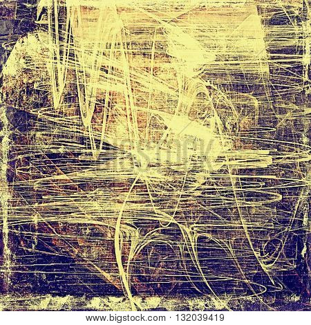 Abstract vintage colored background. With different color patterns: yellow (beige); brown; blue; gray; purple (violet)