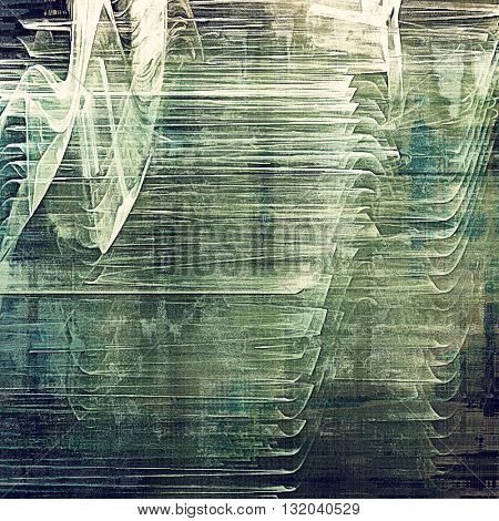 Retro texture, shabby and ragged background in grunge style. With different color patterns: yellow (beige); brown; green; blue; gray; black