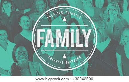 Family Relationship Love Related Generation Group Concept