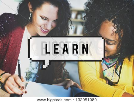 Learn Education Academic Learning Study Concept
