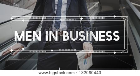 Business Career Corporataion Employment Occupation Concept