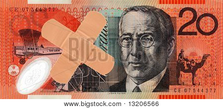 Australian Twenty Dollar Note