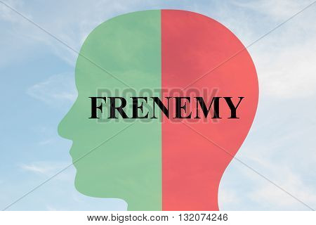 Frenemy Personality Concept