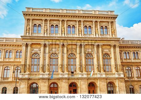 Hungarian Academy Of Sciences - Is The Most Important And Prestigious Learned Society Of Hungary. It