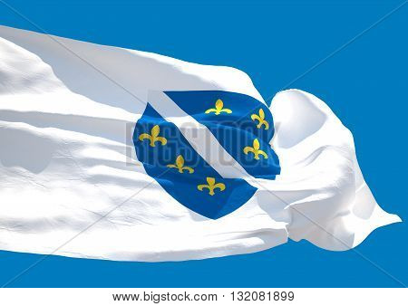 Bosnia-Herzegovina wave flag HD Bosnia and Herzegovina