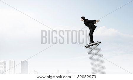 He made huge jump to success