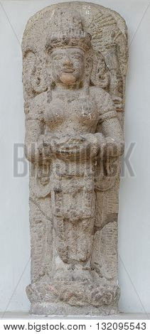 The Statue of Goddess Parvati 14th century