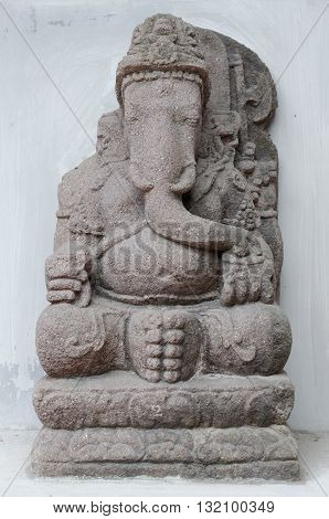 The Statue of Ganesha 8th - 10th century