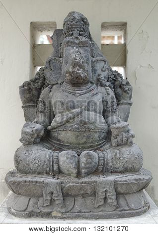 The Statue of Ganesha 8th - 10th century
