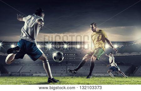 Hot football moments