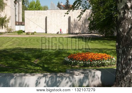 VDNKh Horticulture and greening pavillion Moscow Russia