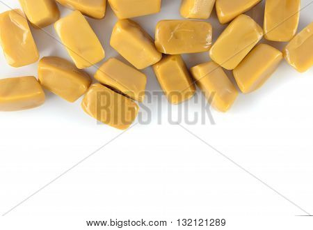 Caramel Toffee Scattered