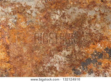 Rust Backgrounds - Metal Covert In Rust