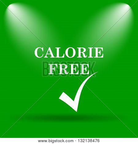 Calorie Free Icon