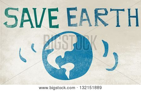 Ecology Earth Conservation Environment Nature Concept