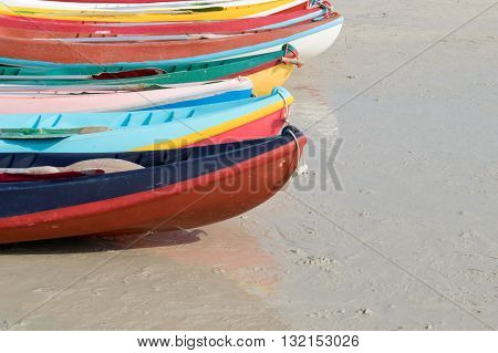 kayaks on the beach. kayaking, kayak, sport, water,